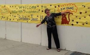 Hollow Hills School Visit